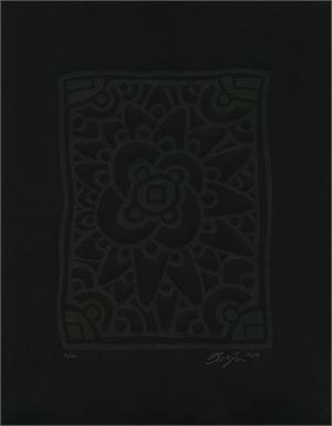 Petals (Black)