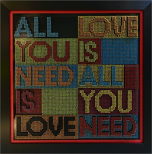 ALL YOU NEED IS LOVE, 2019