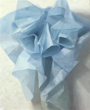 Glacier Ice by Judith Pond Kudlow