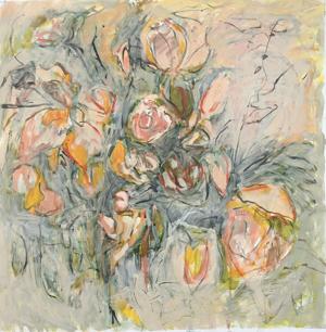 Magnolia Study I by Billie Bourgeois