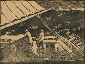 A. Schooner, 1936
