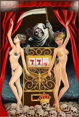 Games, Dames, & Death