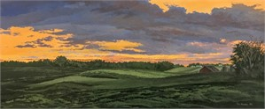 Summer Sunset, 2002