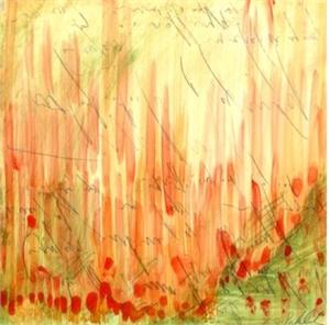 Ideal Landscapes - Orange Brush