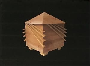 Pyramid Whisker Mini Box, 2019