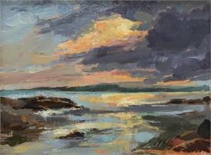 Wonson Cove, dusk