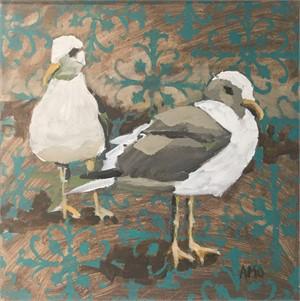 Gulls , 2019