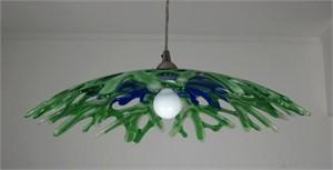 Sea Glass Pendant Light