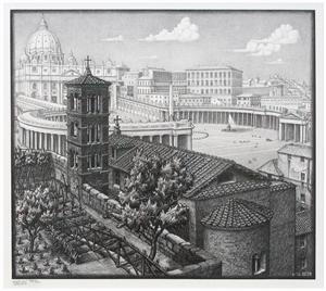 San Michele Rome, 1932