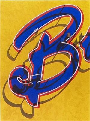 An American Alphabet: B (1/40), 2008