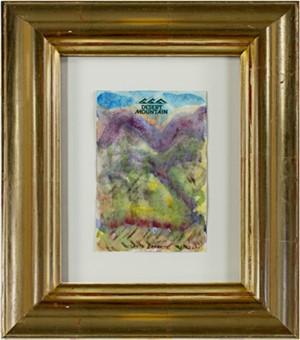 Souvenir of Desert Mountain, 2001