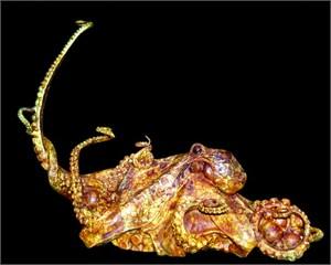 Octopus Candelabra