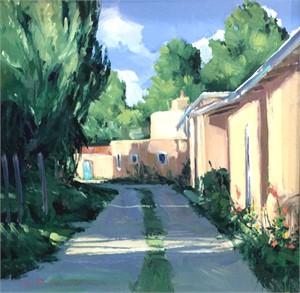 Alley Shadow - William Hook