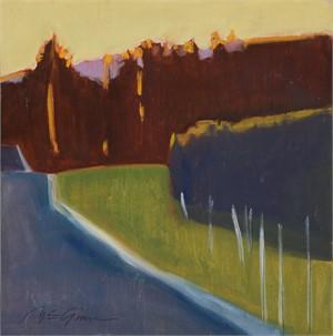 Rut in the Road