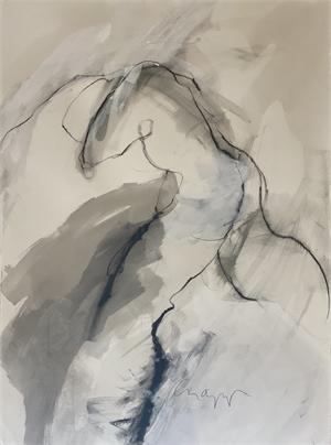 Untitled Figure I, 2020