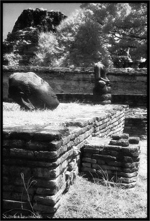 Ruins, Wat Phra (/25), 2015