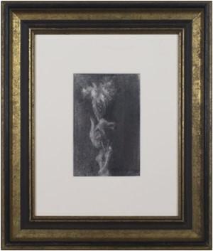 Milkweed Pod II #528, c.1940