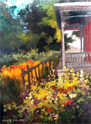Victorian Spring Garden
