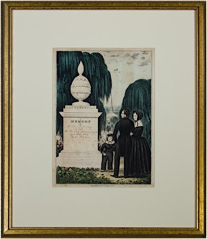 In Memory of (William W. Peabody), c.1838-1864