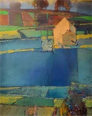 Blue Field #1: My Neighbor's House 2076
