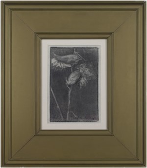 Milkweed Pod I #528, c.1940