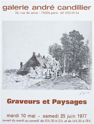 Graveurs et Paysages by Johan Barthold Jongkind
