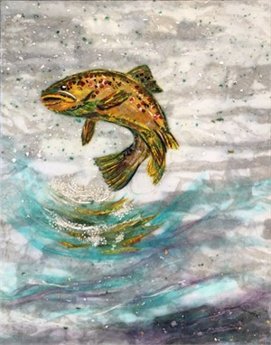 Brown Trout, 2018