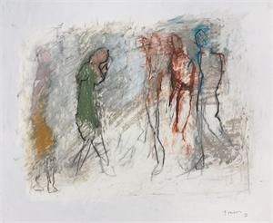 Five Figures II by Thaddeus Radell