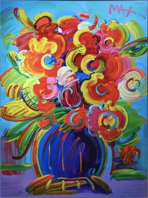 Vase of Flowers Series