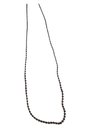 "Necklace - 18"" Sterling Silver Mini Ball Chain IDR 423"