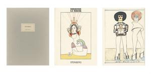 Derriere Le Miroir Ed: 138/150, signed (138/150), 1977