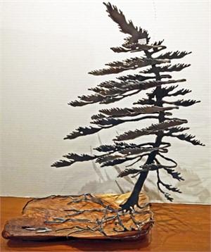 Dancing Pine Maple Bowl, 3131