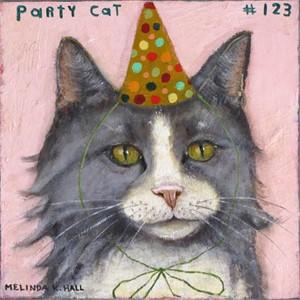 Party Cat #123