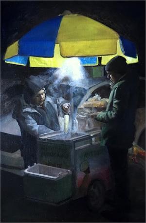 "AUDREY RODRIGUEZ, ""El Elotero de Church Ave"""