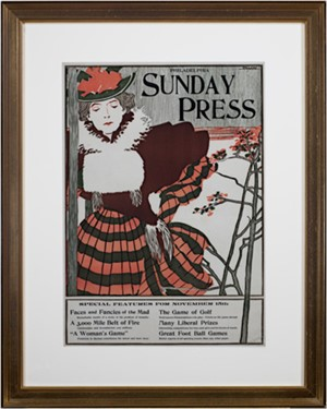 Philadelphia Sunday Press, 1895