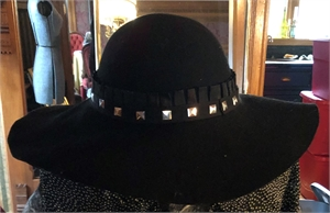 "Big City Cow Girl Hat ""M"""