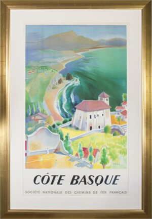 Cote Basque (Societe Nationale des Chemins de Fer Francais), 1946