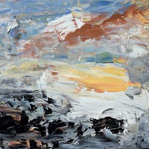 Oceans 49 by Anita Lewis