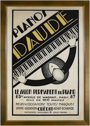 Pianos Daude, 2006