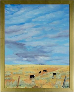 Ucross Sky, 2001