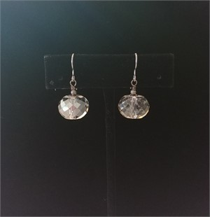 Crystal Earrings, 2019