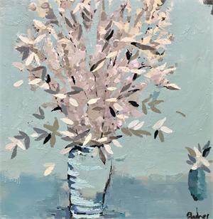 Silver Leaves by Gary Bodner
