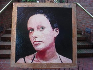 Portrait of a Girl No. 1