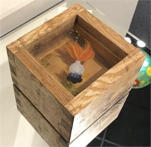 Ranchu Goldfish, 2018