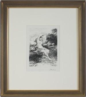 Les Bucoliques X (68/177), 1904