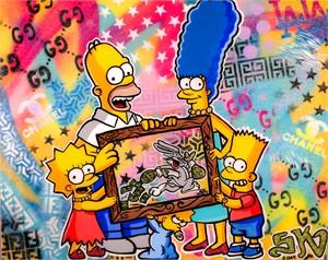 Simpsons x 5K, 2019