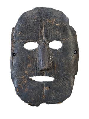 Tibetian Child's Mask, c. 1900