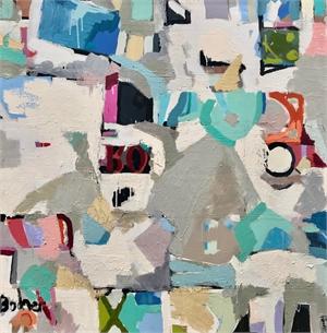 Alphabet Soup 1 by Gary Bodner
