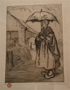 Rainy Day, 1924