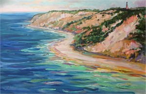 Aquinnah Light by Linda Richichi